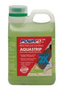 Paint Remover POWAFIX Aquastrip 1l