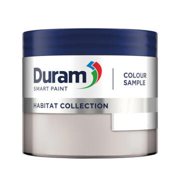 Colour sample DURAM Habitat collection Blue Squill 47 90ml