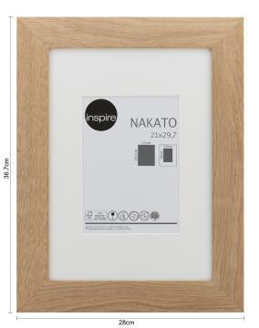 FRAME NAKATO OAK 21X29,7 INSPIRE