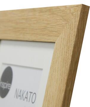 FRAME NAKATO OAK 40X50CM INSPIRE