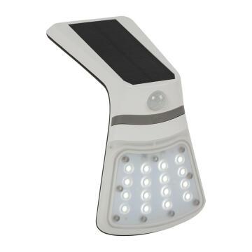 LED SOLAR WALL LIGHT 2W WHITE