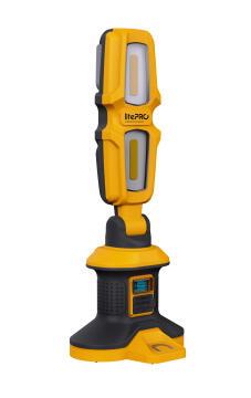 Rechargeable multifunction work light LITEPRO LP001 20W