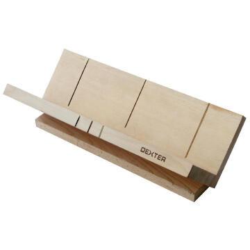 Wooden Miter Box For Corniche Dexter 400Mm