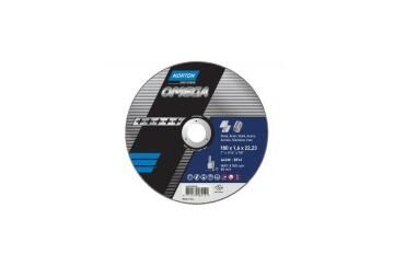 Cutting disc OMEGA A36W-125x2.5x22.23mm-T41
