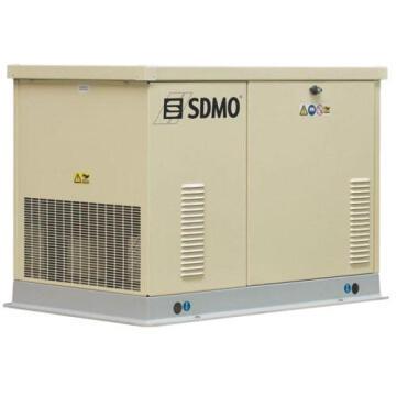 Gas Generator SDMO Res12Tec 3 Phase