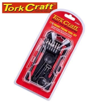 Smart Phone Tool Kit 17 Pieces Torkcraft