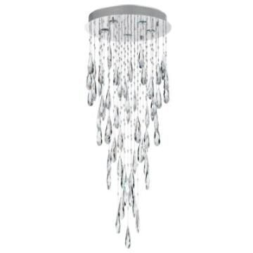 PENDANT STAINLESS STEEL CRYSTAL 5L