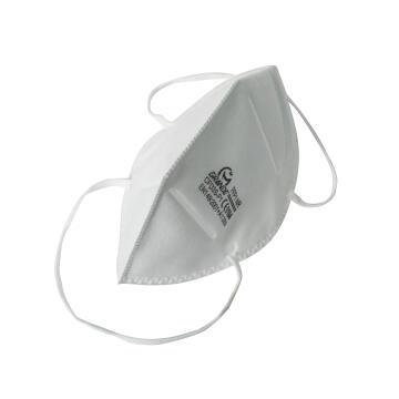 Respirator Foldable FFP1 Valved 3 pieces