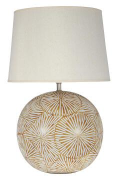Polyresin Lamp No Shade