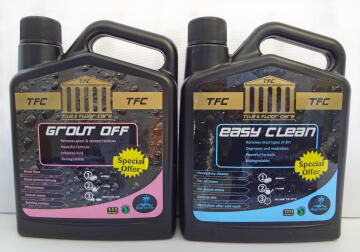 Easy Clean & Grout Off Value Pack TFC 1l