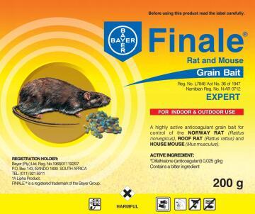 Finale Grain Bait 200G