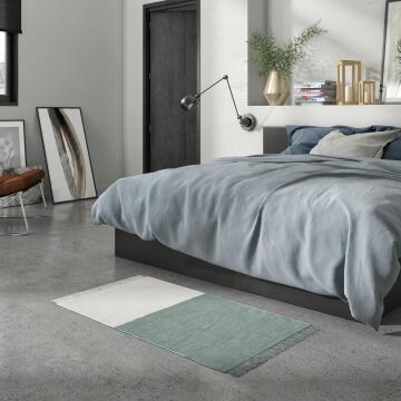 Rug Cotton INSPIRE Lyanna Sage 3 60cmx120cm