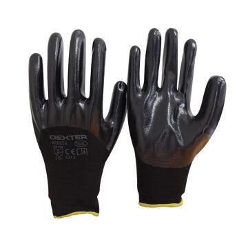 Glove DEXTER Ntrile Size 10 Xlarge