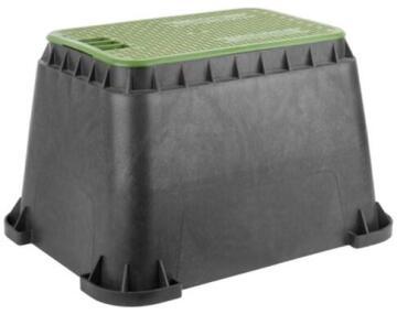 Irritrol Valve Box Rect Jumbo (65X51X30C