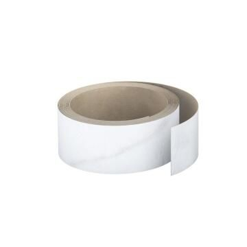 Edging for worktop Marmo Bianco 420 cm x 3.5 cm