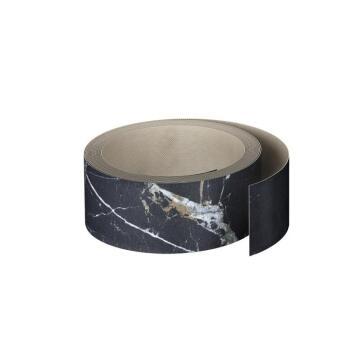 Edging for Splash back Black Marble 1 cm x 400 cm