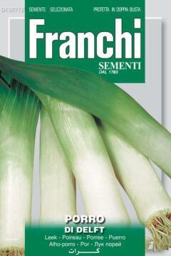 Seed, Leek Carentan, FRANCHI SEMENTI