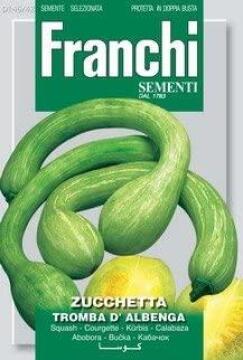 Seed Marrow/Zucchino Tromba