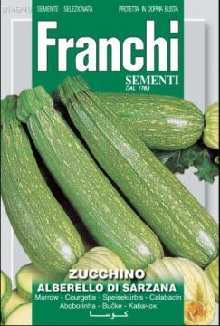 Seed Marrow/Zucchino Romanesco