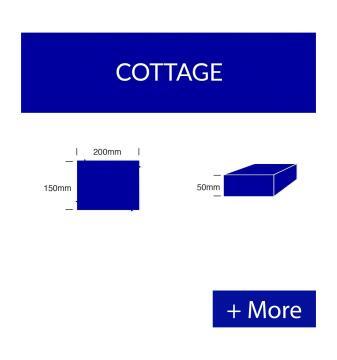 Paver Cottage Premium - Red