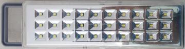 EMERGENCY LIGHT - APPLO - 30 LED - 6 HR