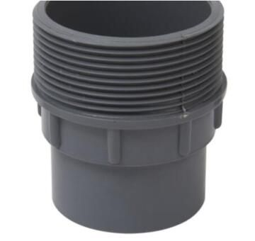 Pool Pipe Pvc Adaptor M And M 2 50 mm SUNCOMMAND