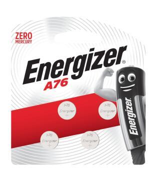 A76 MINIATURE ALKALINE BATTERY ENERGIZER