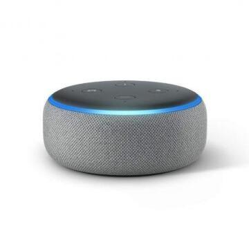 Amazon ECHO DOT 3rd Generation - Heather Grey