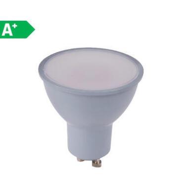 LED FROST GU10 GREY 6W 450LM 4000K