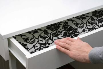 ADHESIVE ROLL PATTE DAMASK 2MX45CM