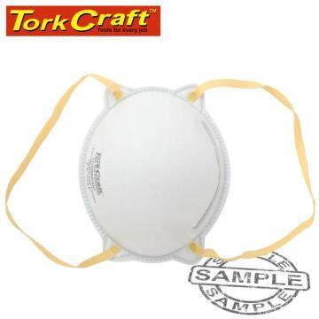 Set of 20 Dust Mask TORKCRAFT FFP2 Latex free dolomite