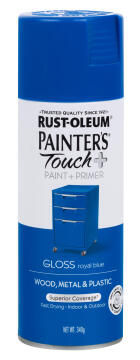 PAINTERS TOUCH+ GLOSS ROYAL BLUE 340G