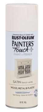 PAINTERS TOUCH + SATIN FRENCH VANIL 340G