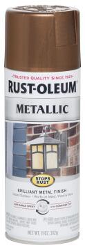 Spray paint RUST-OLEUM Metallic Vintage Copper 312g