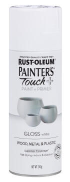 PAINTERS TOUCH+ GLOSS WHITE 340G