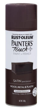 PAINTERS TOUCH + SATIN JAVA BROWN 340G