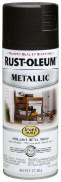 Spray paint RUST-OLEUM Metallic Bronze 312g