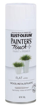 PAINTERS TOUCH + FLAT WHITE 340G