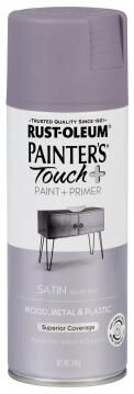 Painters touch+ satin silver lilac 340g