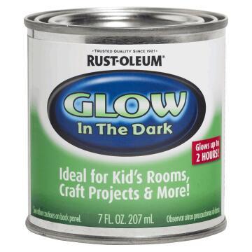 Paint RUST-OLEUM Specialty Glow In The Dark 207ml
