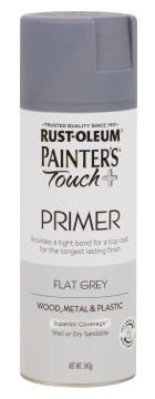 PAINTERS TOUCH + PRIMER GREY 340G