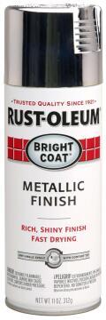 Bright Coat spray paint RUST-OLEUM metalic finish 312g