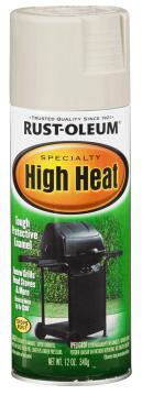 Spray paint RUST-OLEUM Specialty High Heat Almond 340g