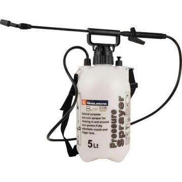 Sprayer, Pressure Sprayer, Adjustable Nozzle, FRAGRAM, 5 liter