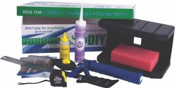 Cornice Installation DIY Kit