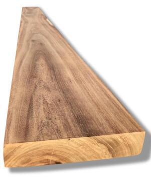 Plank Kiaat Planed 35mm thick-w120xh2000mm