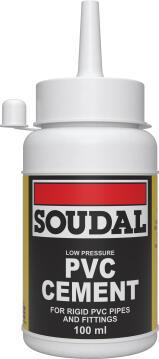 PVC WELD LOW PRESSURE 100ML SOUDAL