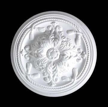 Ceiling Rose Polystyrene R15 460mm White