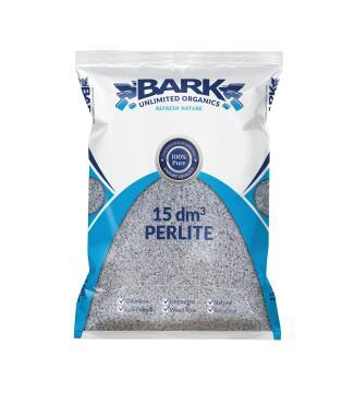 Perlite, Growing MEdium, BARK UNLIMITED, 15dm
