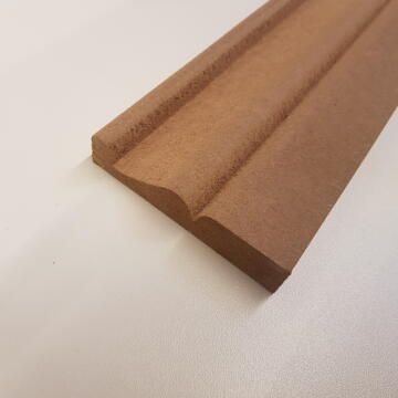 Skirting MDF Style 1-18x90x2700mm